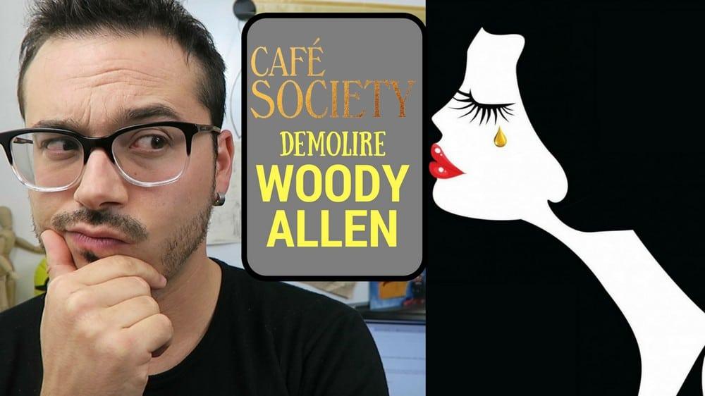 Café Society Recensione | Demolire Woody Allen