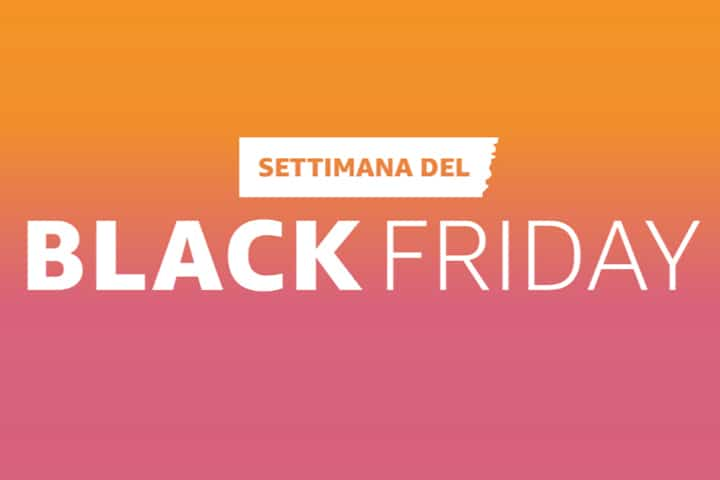 Black Friday Amazon, offerte del giorno