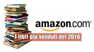 libri più venduti nel 2016