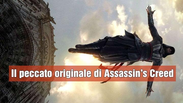 Il Peccato Originale di Assassin's Creed