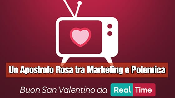 Un apostrofo rosa tra Marketing e Polemica