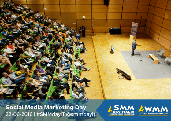 Social Media Marketing Day Italia, social media per il B2B