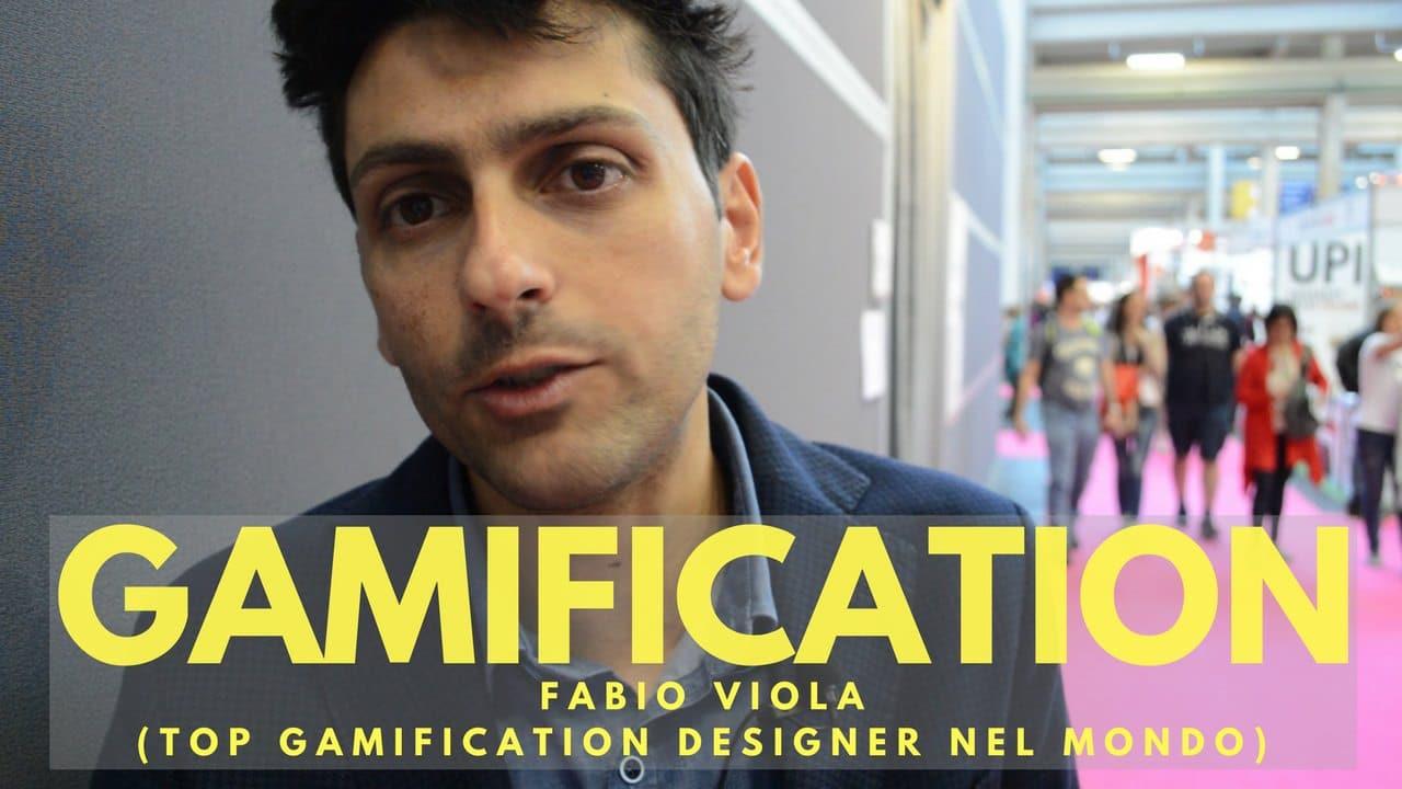Gamification e arte del coinvolgimento: intervista a Fabio Viola