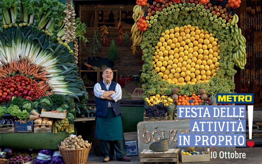 Festa delle Attività in proprio: Crea un'Offerta e mettiti in Vetrina, gratis