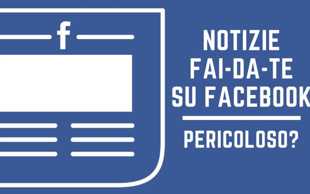 facebook notizie fai da te