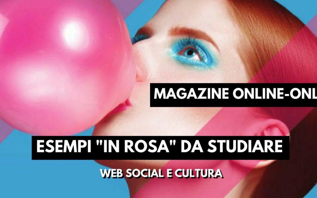 100% Social: i Magazine Online-Only