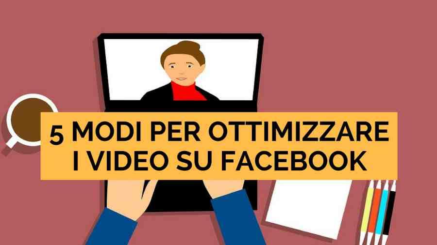 video su facebook - facebook live
