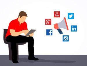 incrementare le social share