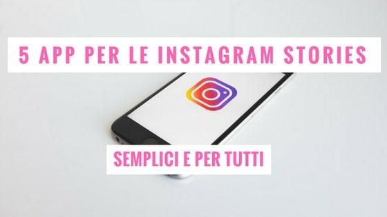 Fare Instagram Stories che Colpiscono