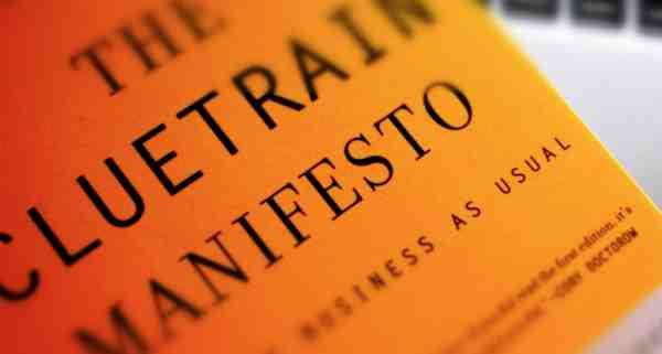Cluetrain Manifesto - i mercati sono conversazioni