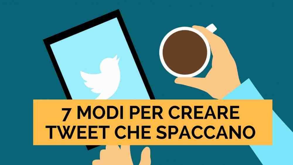 7 Consigli per usare Twitter al Massimo