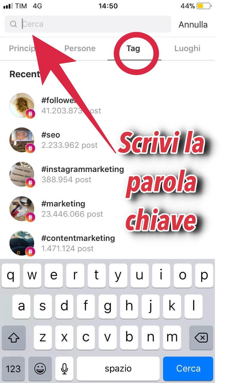 aumentare i follower su instagram