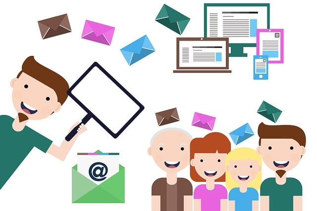 come funziona l'EMAIL MARKETING