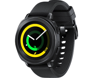 Smartwatch Samsung R6000 Gear Sport Black