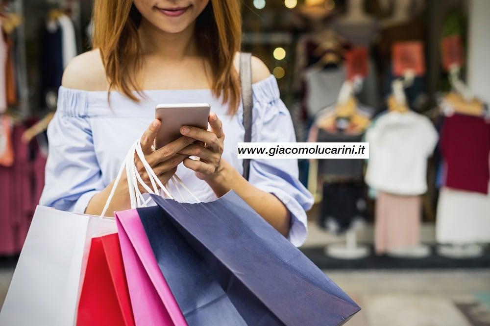 instagram shopping consigli