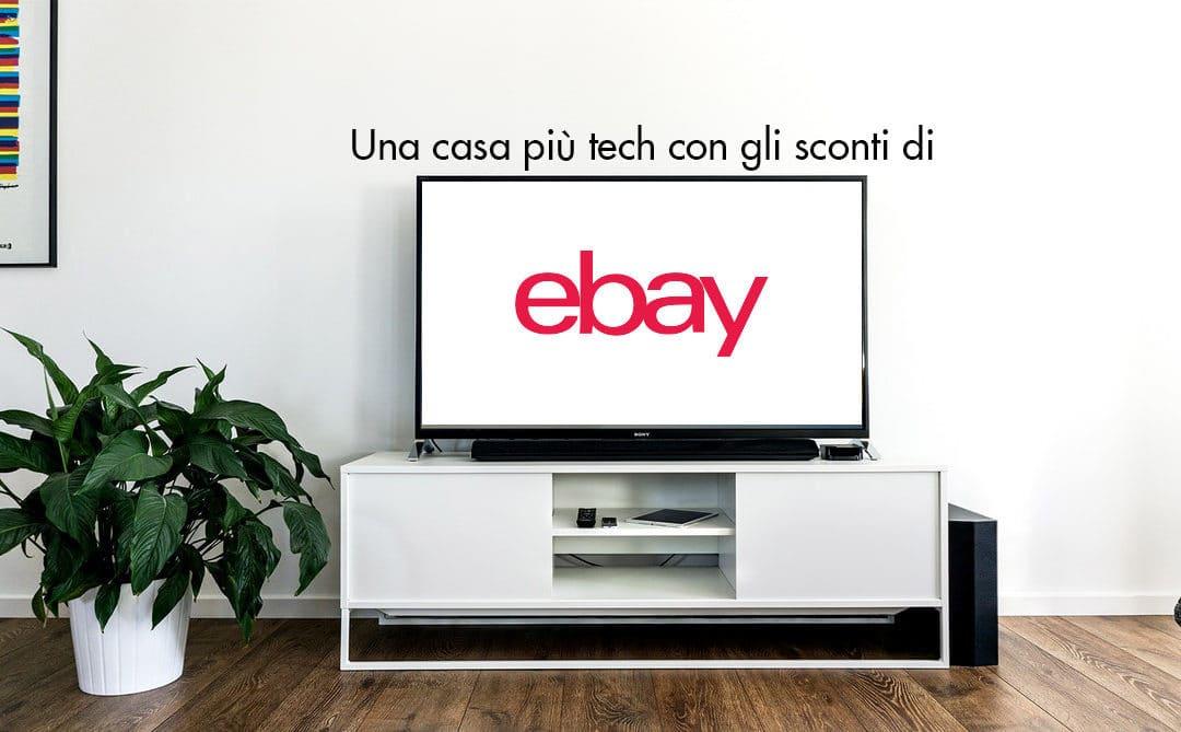 Un Mese Very Tech: Sconti Fino al 50% su eBay