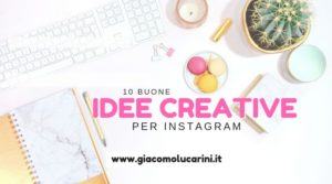 idee creative instagram