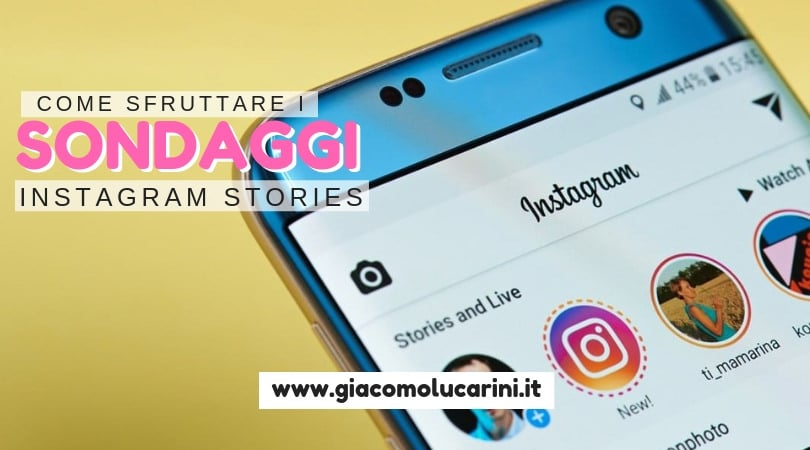 5 Modi per Sfruttare i Sondaggi delle Instagram Stories