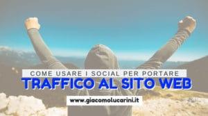 traffico web social media