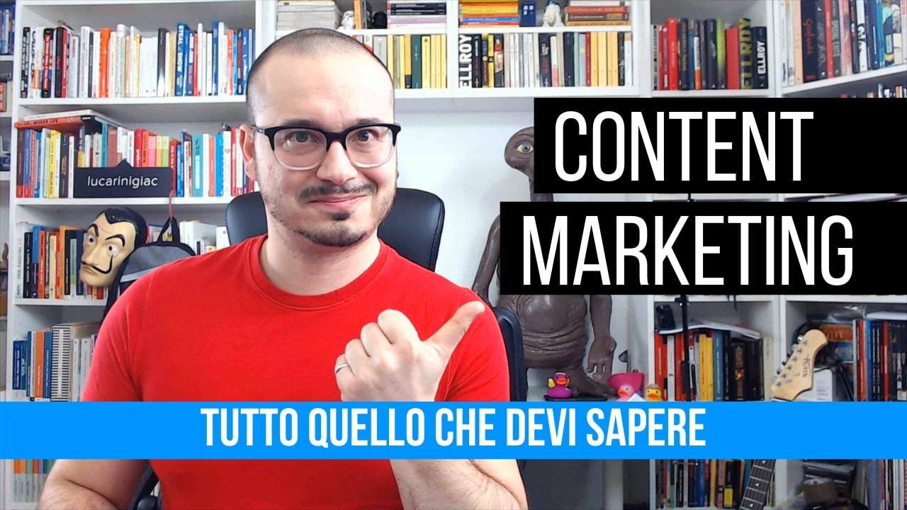 content marketing video youtube