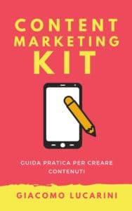 Content Marketing KIT cover