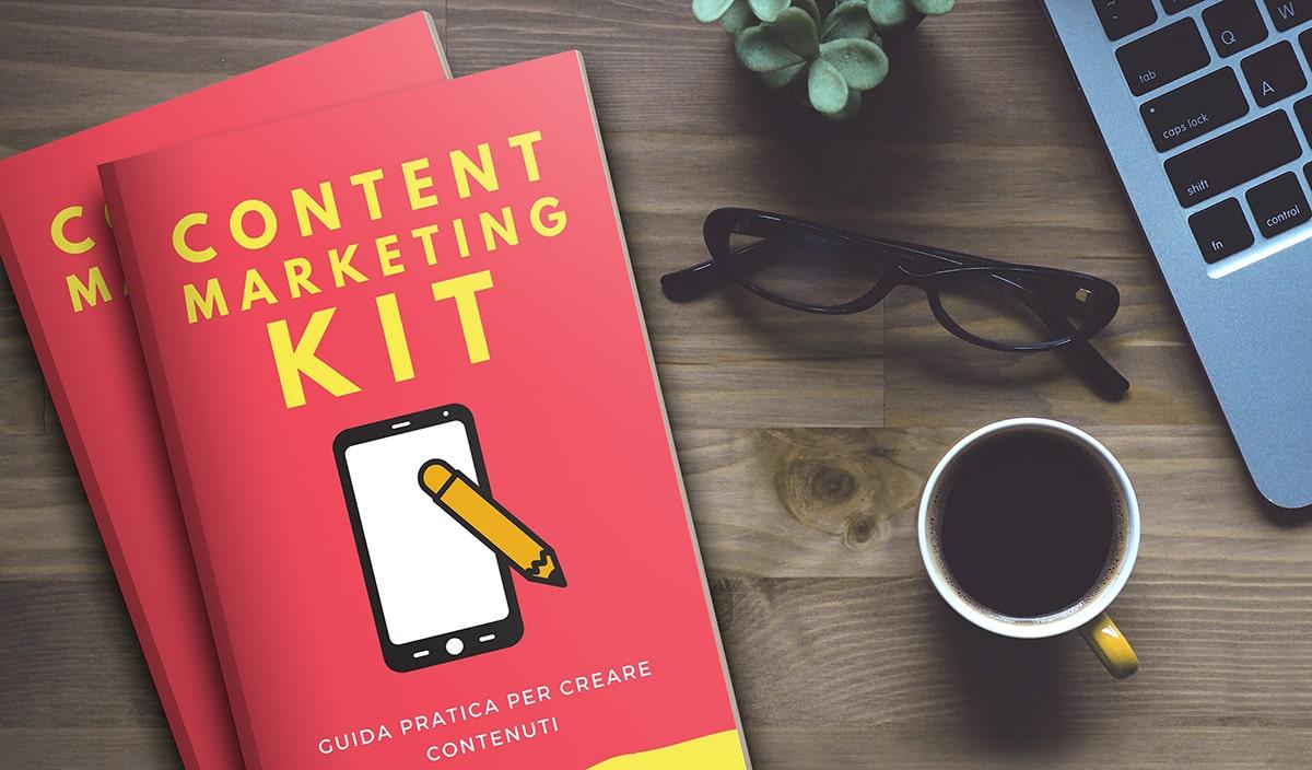 content marketing definizione libro cover blog