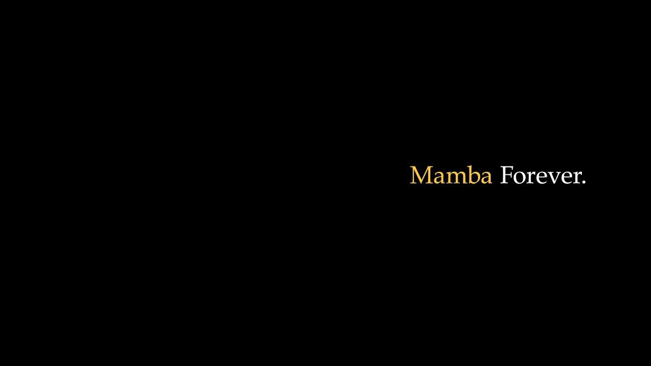 kobe bryant mamba forever nike