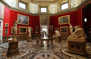 musei italiani uffizi stranieri tour virtuale gratis