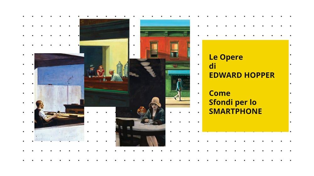 Sfondi Belli per il Telefono: Edward Hopper e le sue Opere