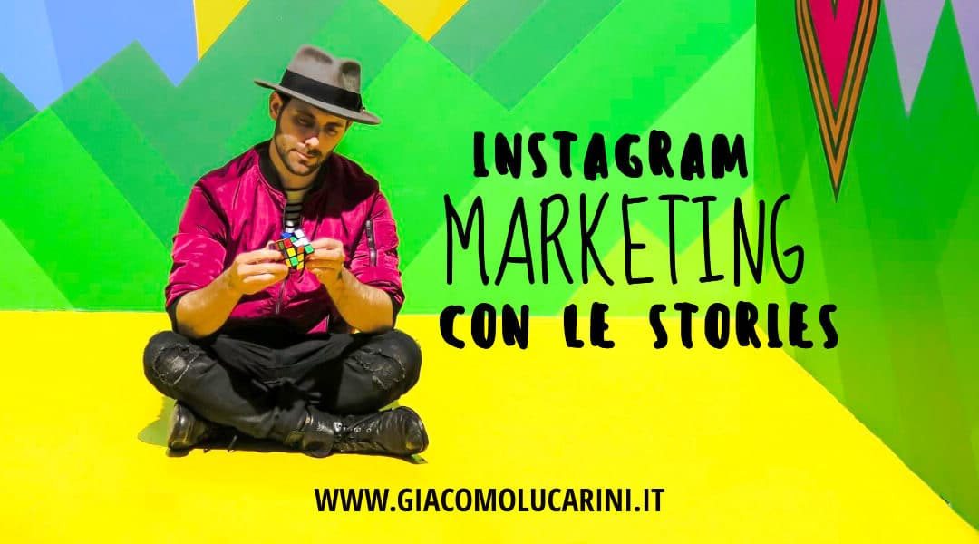 Instagram Marketing Stories
