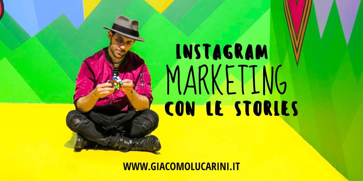 Instagram Marketing Stories