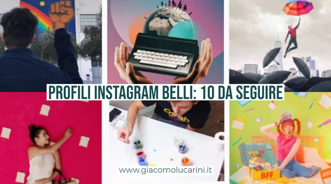 profili instagram belli cover blog