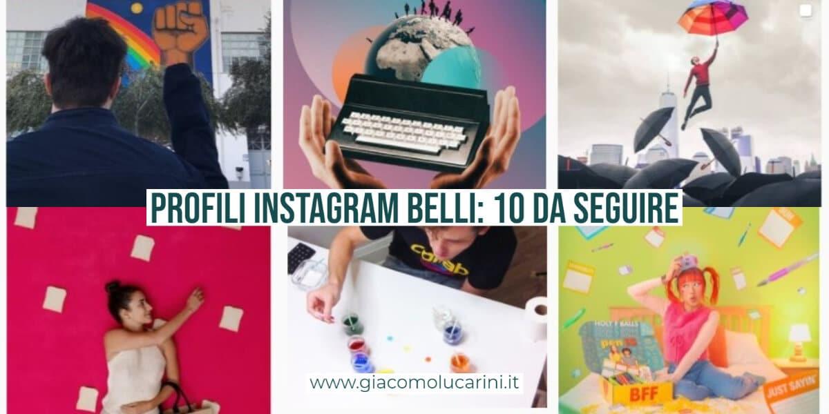 profili instagram belli cover blog