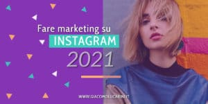 fare marketing su instagram