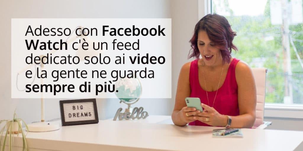 marketing facebook video